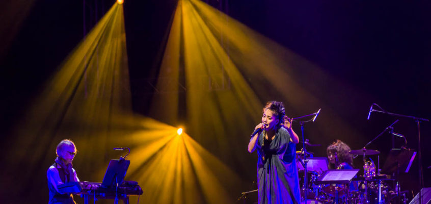 Japanese Singers Hajime Chitose and Atari Kousuke Concert in Singapore